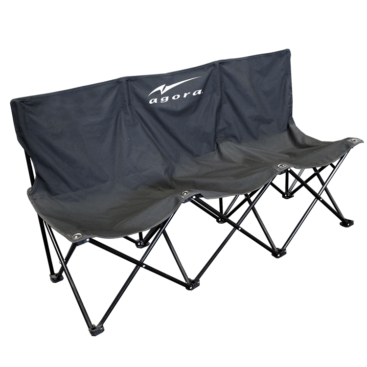 AGORA 3-Seater Portable Team Bench