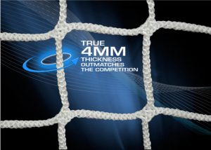 AGORA 4mm HTPP Square Nets